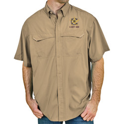 C-Batt Dad Performance Fishing Shirt