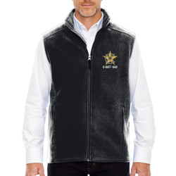 C-Batt Dad Journey Fleece Vest