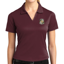 C-Batt Ladies Dri Mesh Polo